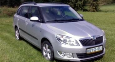 Škoda Fabia Combi II, 1.2 TSI, r.v. 2010-2012